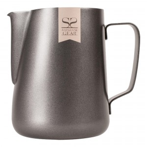 ESPRESSO GEAR  PITCHER BLACK DZBANEK DO MLEKA 0,35L