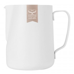 ESPRESSO GEAR  PITCHER WHITE DZBANEK DO MLEKA 0,35L