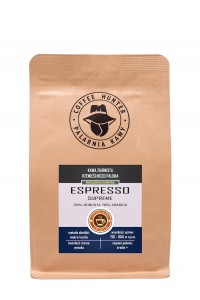 Coffee Hunter Espresso Blend kawa ziarnista 1kg do ekspresu i kawiarki