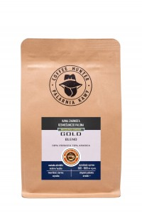 Coffee Hunter Gold Blend Kawa Ziarnista 1kg