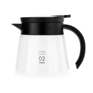 Hario Insulated Stainless Steel Server V60-02 biały