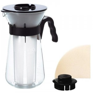 Hario V60 Ice Coffee Maker dripper do zimnej i gorącej kawy V60-02