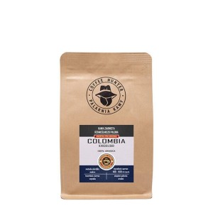 Coffee Hunter Colombia Excelso 250g kawa ziarnista do ekspresu i kawiarki