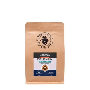 Coffee Hunter Colombia Bezkofeinowa 250g kawa ziarnista do ekspresu i kawiarki