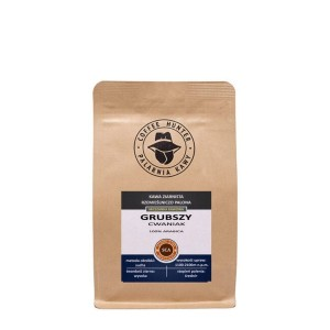 Coffee Hunter Grubszy Cwaniak 250g kawa ziarnista speciality  do kawiarki i ekspresu