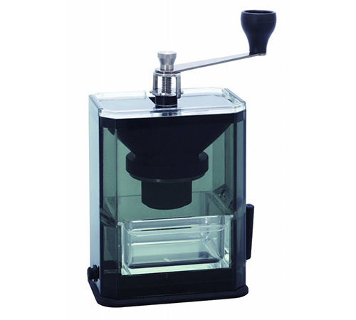 CoffeeLove - Hario Clear Coffee Grinder Młynek do kawy