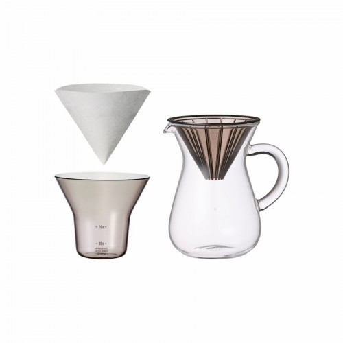 Kinto Slow Coffee Style Set SCS-02 300 ml