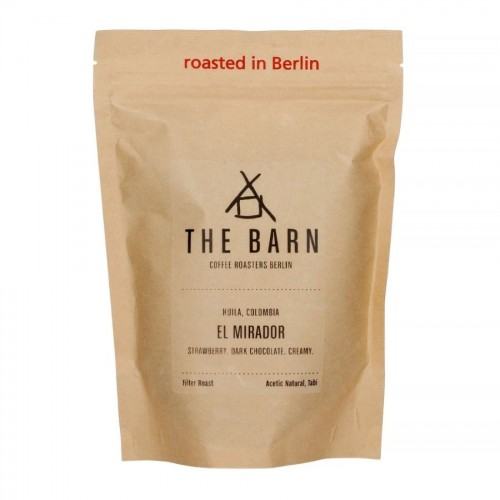 The Barn Colombia El Mirador filtr 250g | CoffeeLove