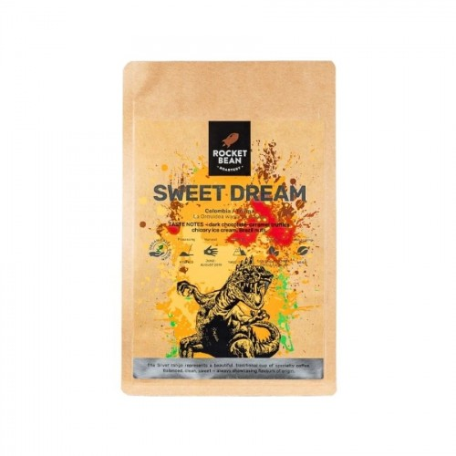 Rocket Bean Sweet Dream Colombia Tolima Excelso Espresso 200g | CoffeeLove
