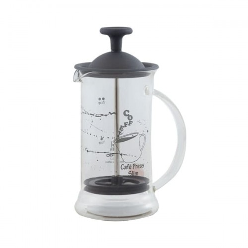 CoffeeLove - Hario Cafe Press Slim Transparent Black
